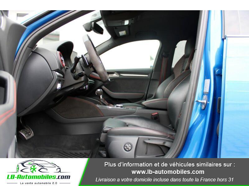 Audi RS3 Sportback 2.5 TFSI 400 S tronic 7 Quattro Bleu occasion à Beaupuy - photo n°6