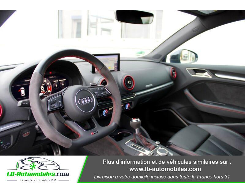 Audi RS3 Sportback 2.5 TFSI 400 S tronic 7 Quattro Bleu occasion à Beaupuy - photo n°11