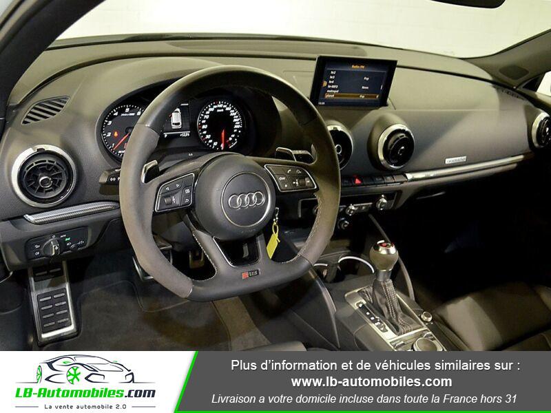 Audi RS3 Sportback 2.5 TFSI 400 S tronic 7 Quattro Blanc occasion à Beaupuy - photo n°10