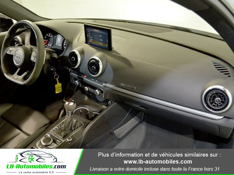 Audi RS3 Sportback 2.5 TFSI 400 S tronic 7 Quattro Blanc occasion à Beaupuy - photo n°4