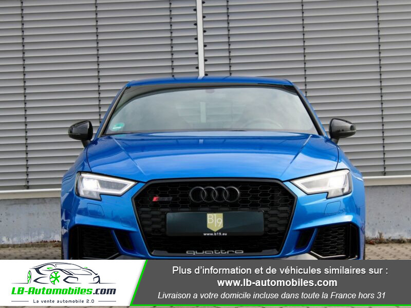 Audi RS3 Sportback 2.5 TFSI 400 S tronic 7 Quattro Bleu occasion à Beaupuy - photo n°18