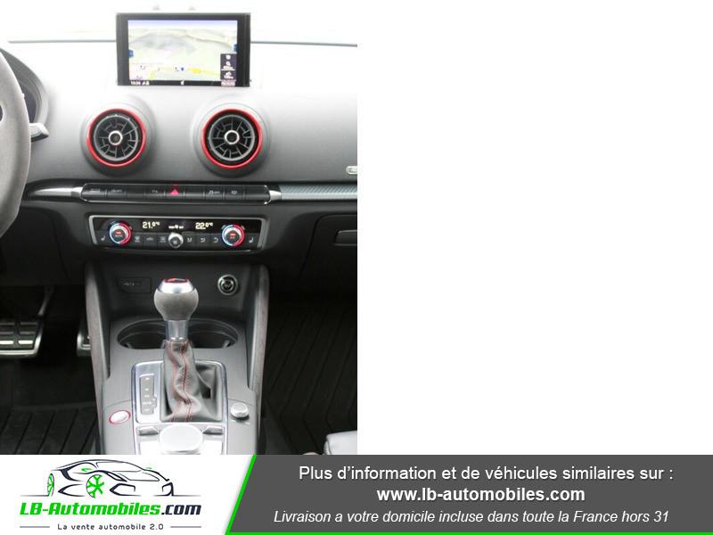 Audi RS3 Sportback 2.5 TFSI 400 S tronic 7 Quattro Bleu occasion à Beaupuy - photo n°9