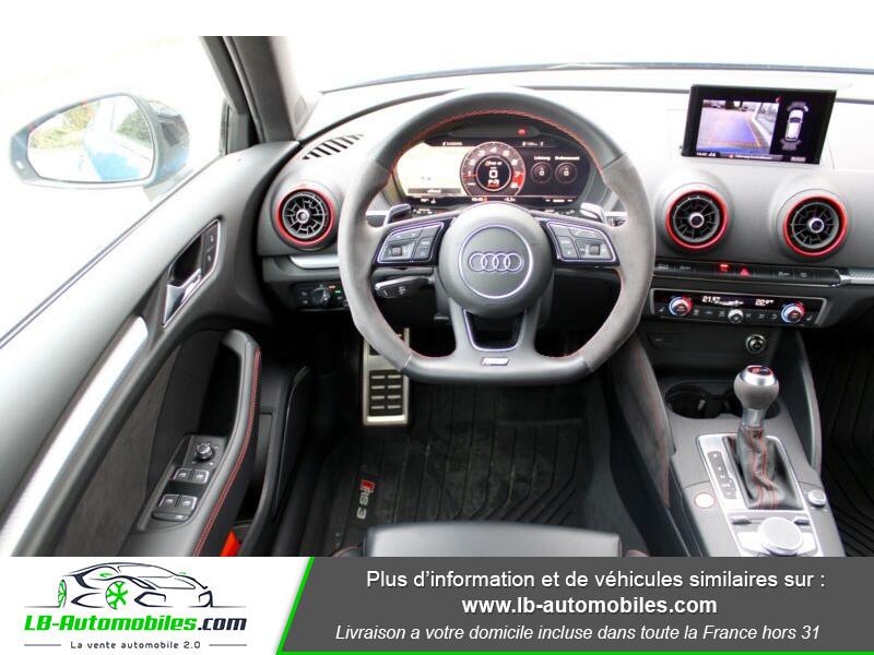 Audi RS3 Sportback 2.5 TFSI 400 S tronic 7 Quattro Bleu occasion à Beaupuy - photo n°12