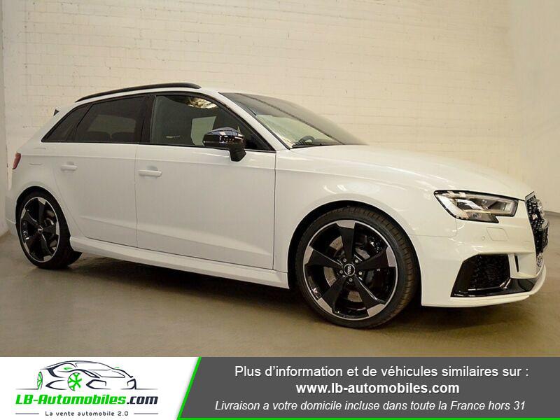 Audi RS3 Sportback 2.5 TFSI 400 S tronic 7 Quattro Blanc occasion à Beaupuy - photo n°16