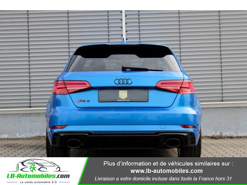 Audi RS3 Sportback 2.5 TFSI 400 S tronic 7 Quattro Bleu occasion à Beaupuy - photo n°14