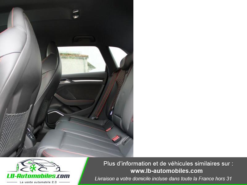 Audi RS3 Sportback 2.5 TFSI 400 S tronic 7 Quattro Bleu occasion à Beaupuy - photo n°4