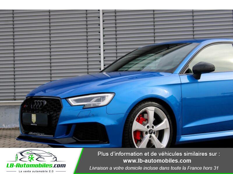 Audi RS3 Sportback 2.5 TFSI 400 S tronic 7 Quattro Bleu occasion à Beaupuy - photo n°13