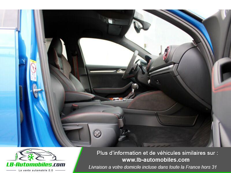 Audi RS3 Sportback 2.5 TFSI 400 S tronic 7 Quattro Bleu occasion à Beaupuy - photo n°5