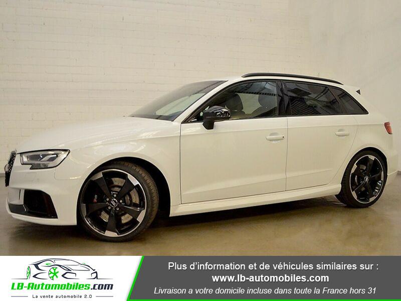 Audi RS3 Sportback 2.5 TFSI 400 S tronic 7 Quattro Blanc occasion à Beaupuy