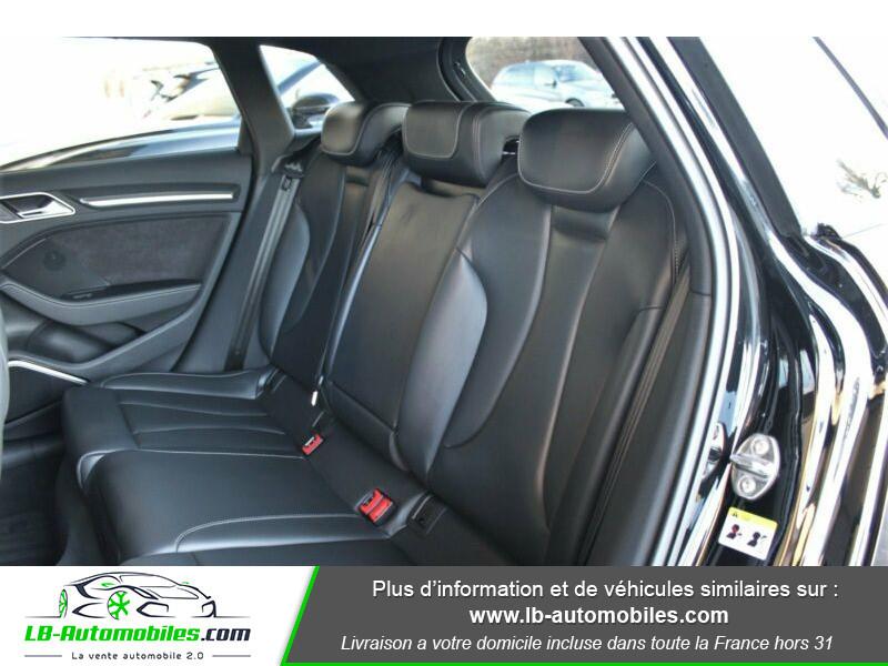 Audi RS3 Sportback 2.5 TFSI 400 S tronic 7 Quattro Noir occasion à Beaupuy - photo n°7