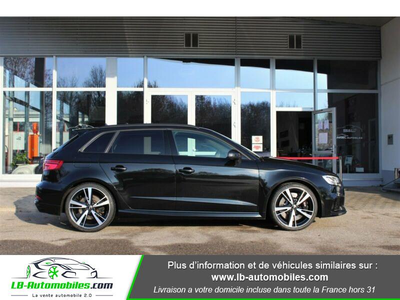 Audi RS3 Sportback 2.5 TFSI 400 S tronic 7 Quattro Noir occasion à Beaupuy - photo n°18