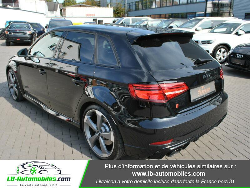 Audi RS3 Sportback 2.5 TFSI 400 S tronic 7 Quattro Noir occasion à Beaupuy - photo n°16