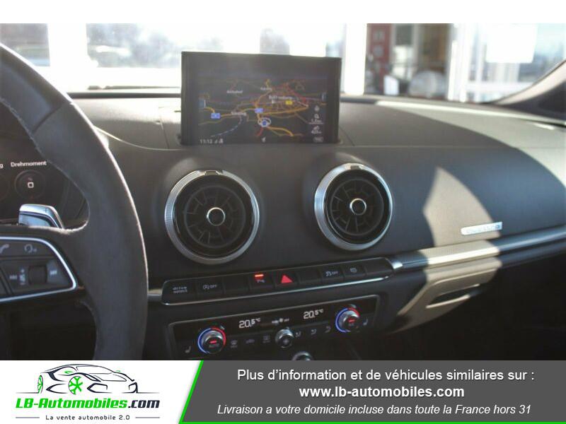 Audi RS3 Sportback 2.5 TFSI 400 S tronic 7 Quattro Noir occasion à Beaupuy - photo n°10