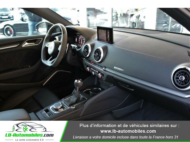 Audi RS3 Sportback 2.5 TFSI 400 S tronic 7 Quattro Noir occasion à Beaupuy - photo n°5