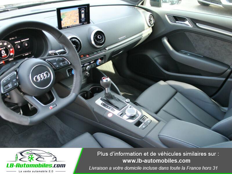 Audi RS3 Sportback 2.5 TFSI 400 S tronic 7 Quattro Noir occasion à Beaupuy - photo n°9