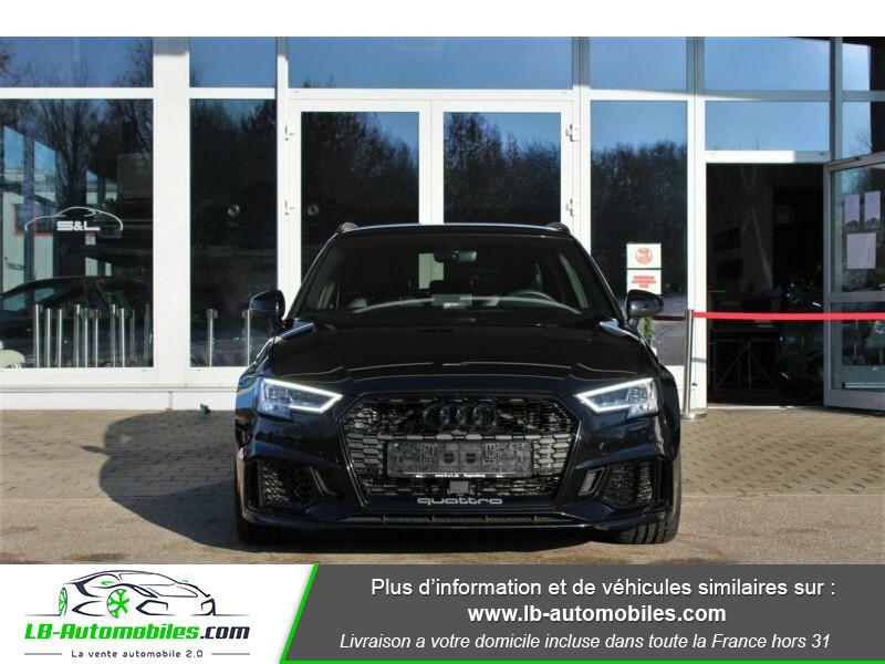 Audi RS3 Sportback 2.5 TFSI 400 S tronic 7 Quattro Noir occasion à Beaupuy - photo n°17