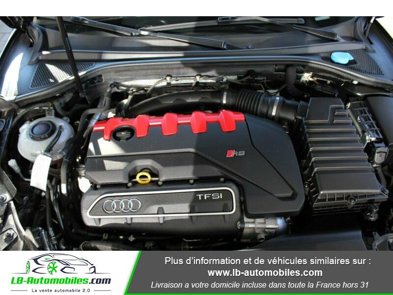 Audi RS3 Sportback 2.5 TFSI 400 S tronic 7 Quattro Noir occasion à Beaupuy - photo n°4