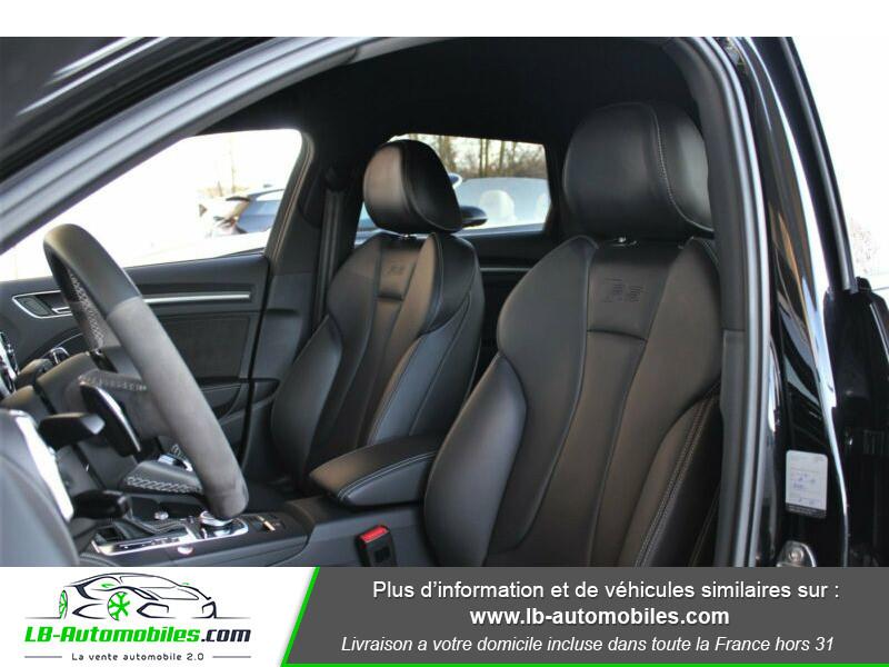 Audi RS3 Sportback 2.5 TFSI 400 S tronic 7 Quattro Noir occasion à Beaupuy - photo n°13