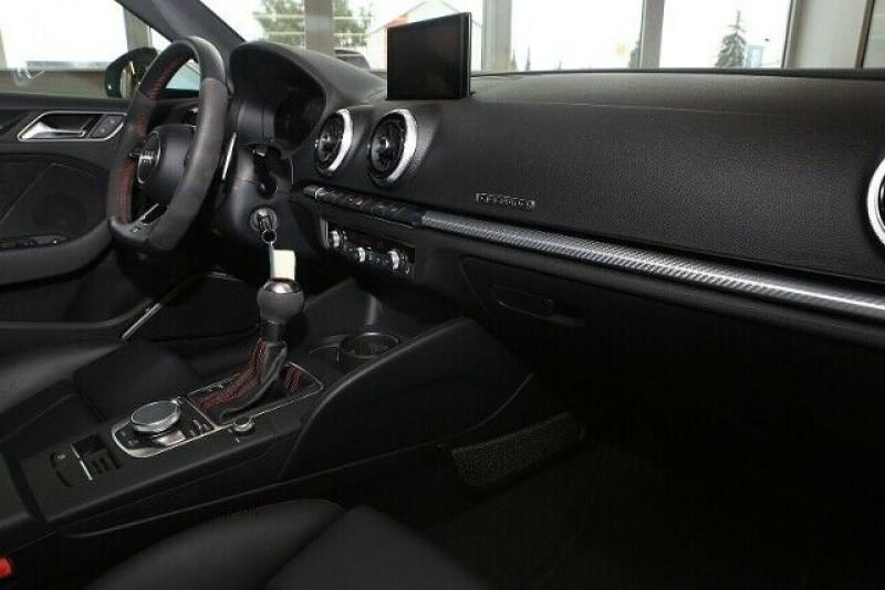 Audi RS3 Sportback 2.5 TFSI 400CH QUATTRO S TRONIC 7 Blanc occasion à Villenave-d'Ornon - photo n°8