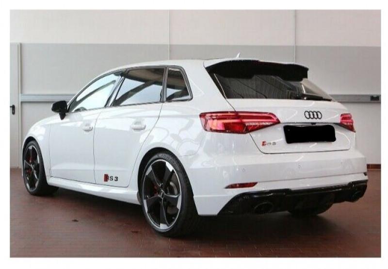 Audi RS3 Sportback 2.5 TFSI 400CH QUATTRO S TRONIC 7 Blanc occasion à Villenave-d'Ornon - photo n°4