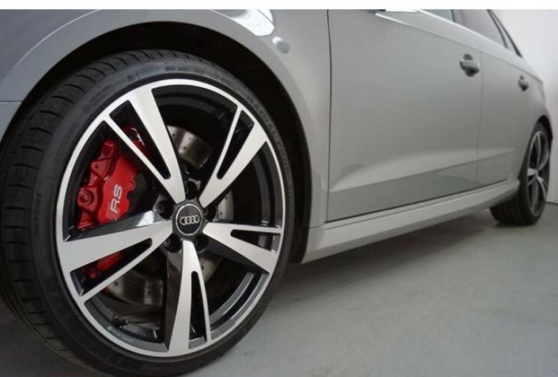 Audi RS3 Sportback 2.5 TFSI 400CH QUATTRO S TRONIC 7 Gris occasion à Villenave-d'Ornon - photo n°3