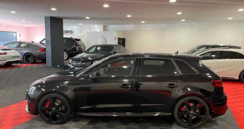 Audi RS3 2.5 TFSI 367 cv Echap RS Sièges RS Noir occasion à Saint Leonard - photo n°5