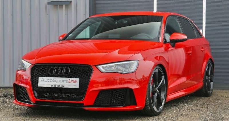 Audi RS3 2.5 TFSI quattro 367 cv Orange occasion à Bonneville