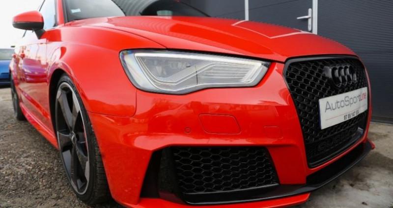 Audi RS3 2.5 TFSI quattro 367 cv Orange occasion à Bonneville - photo n°3