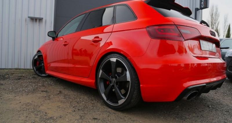 Audi RS3 2.5 TFSI quattro 367 cv Orange occasion à Bonneville - photo n°5