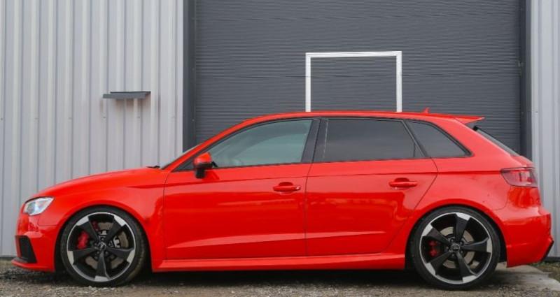 Audi RS3 2.5 TFSI quattro 367 cv Orange occasion à Bonneville - photo n°6