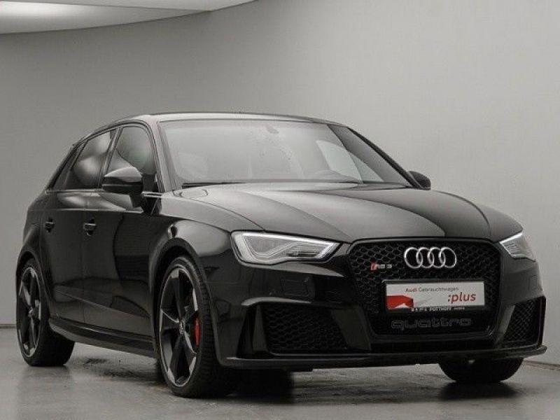 Audi RS3 2.5 TFSI quattro 367H Noir occasion à Beaupuy