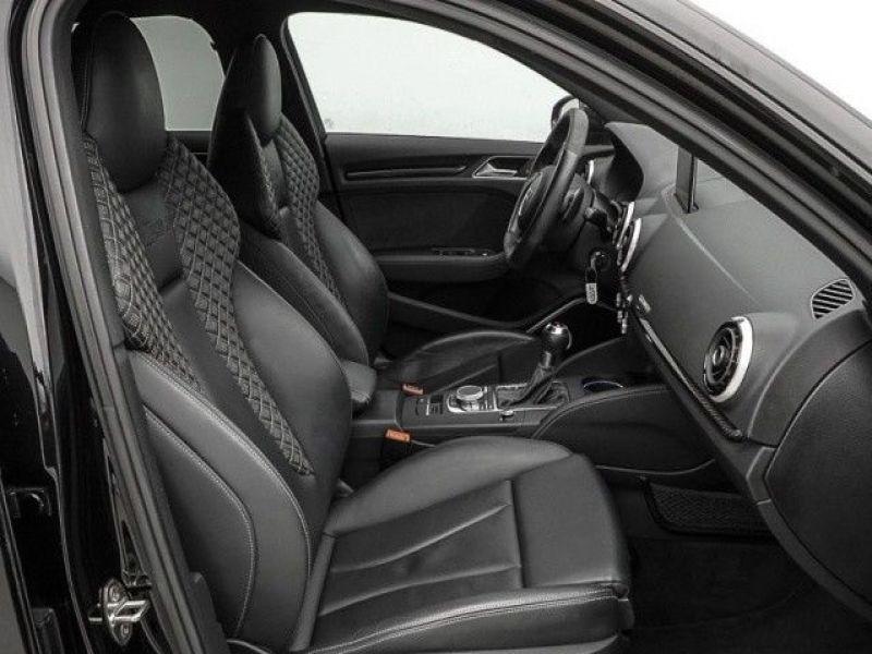 Audi RS3 2.5 TFSI quattro 367H Noir occasion à Beaupuy - photo n°4