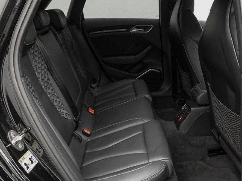 Audi RS3 2.5 TFSI quattro 367H Noir occasion à Beaupuy - photo n°6