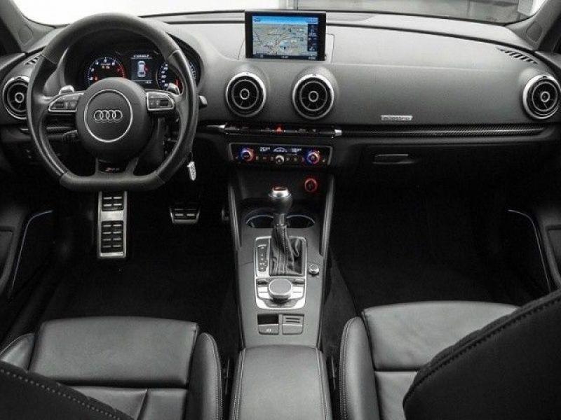 Audi RS3 2.5 TFSI quattro 367H Noir occasion à Beaupuy - photo n°2