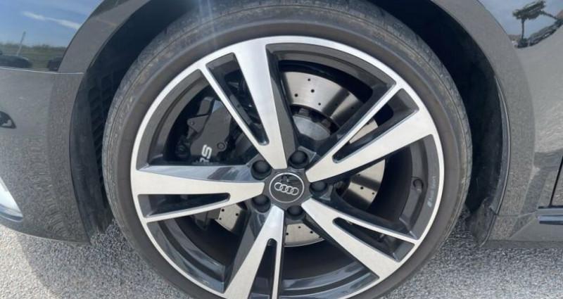 Audi RS3 2.5L TFSI 400CH QUATTRO S-TRONIC Noir occasion à RIVESALTES - photo n°3