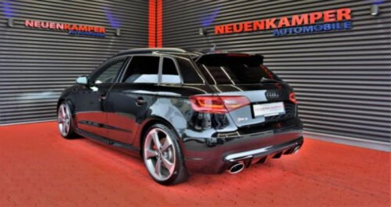 Audi RS3 Audi RS3 Sportback 2.5 TFSI 367 ch,T.Pano.,Caméra,JA 19°,Pac  occasion à Mudaison - photo n°2