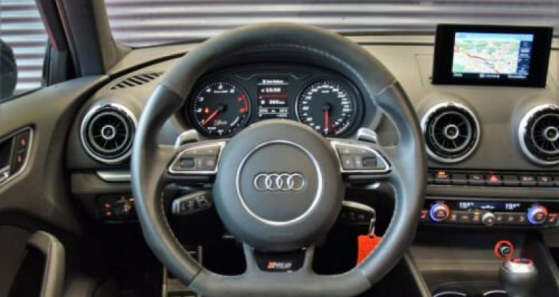 Audi RS3 Audi RS3 Sportback 2.5 TFSI 367 ch,T.Pano.,Caméra,JA 19°,Pac  occasion à Mudaison - photo n°3