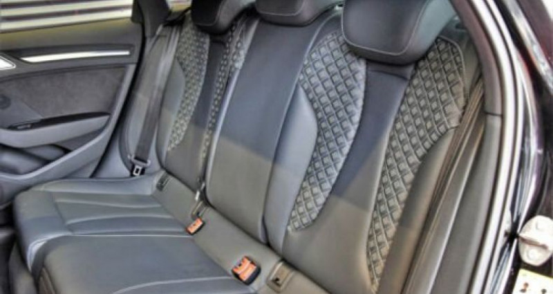 Audi RS3 Audi RS3 Sportback 2.5 TFSI 367 ch,T.Pano.,Caméra,JA 19°,Pac  occasion à Mudaison - photo n°5