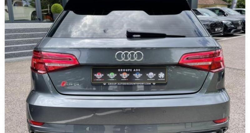 Audi RS3 Quattro 2.5 TFSI 400 CH Gris occasion à FOETZ - photo n°2