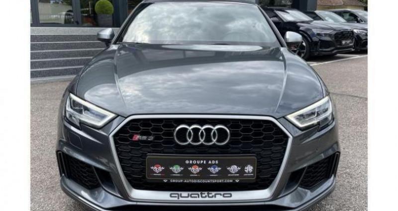 Audi RS3 Quattro 2.5 TFSI 400 CH Gris occasion à FOETZ - photo n°6