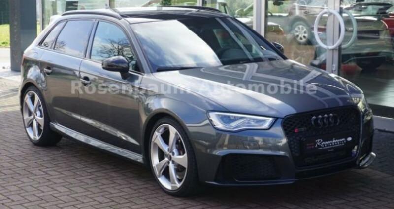 Audi RS3 SLINE Gris occasion à Mudaison - photo n°7