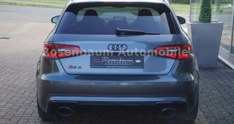 Audi RS3 SLINE Gris occasion à Mudaison - photo n°3