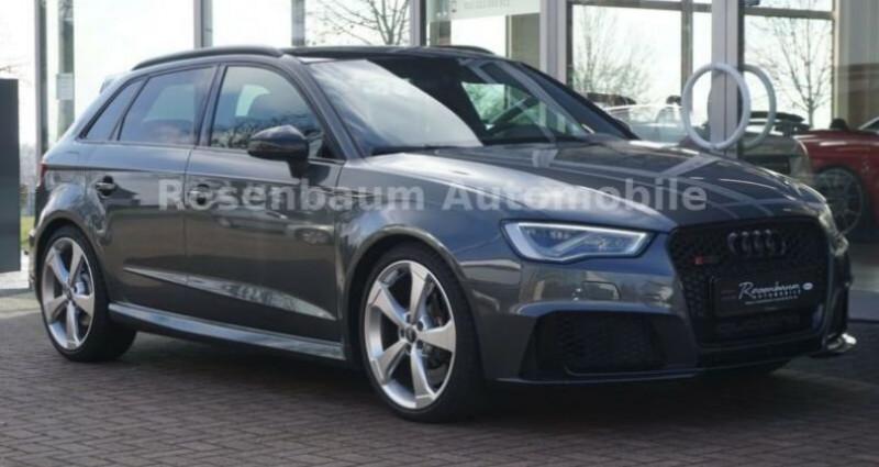 Audi RS3 SLINE Gris occasion à Mudaison - photo n°2