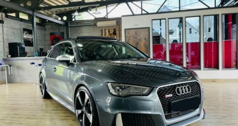 Audi RS3 Sportback 2.5 TFSI 367ch 4X4S tronic 7 Gris occasion à Boulogne-Billancourt