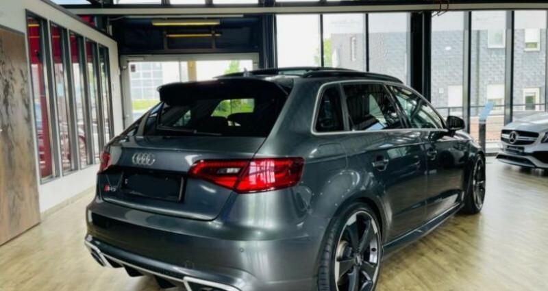 Audi RS3 Sportback 2.5 TFSI 367ch 4X4S tronic 7 Gris occasion à Boulogne-Billancourt - photo n°6