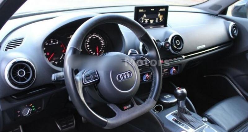 Audi RS3 Sportback 2.5 TFSI 367ch Q S tronic 7 Gris occasion à Boulogne-Billancourt - photo n°7