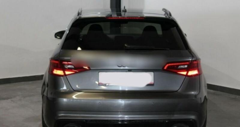 Audi RS3 Sportback 2.5 TFSI 367ch Q S tronic 7 Gris occasion à Boulogne-Billancourt - photo n°2