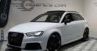 Audi RS3 Sportback 2.5 TFSI 367ch quattro S tronic Blanc à COIGNIERES 78