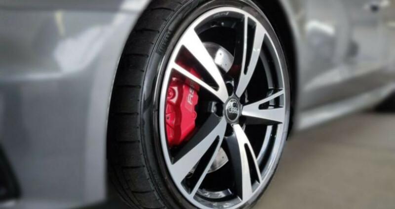 Audi RS3 Sportback  2.5 TFSI 400ch Q S tronic 7 Gris occasion à Boulogne-Billancourt - photo n°4
