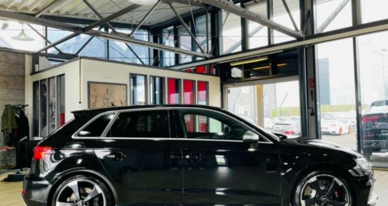 Audi RS3 Sportback 2.5 TFSI 400ch quattro S tro 7 Noir occasion à Boulogne-Billancourt - photo n°7